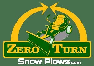Zero Turn Snow Plows